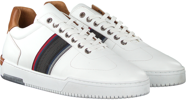 Witte CYCLEUR DE LUXE Lage sneakers VERMONT  - large