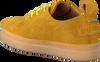 Gele SHABBIES Enkellaarsjes SHK0026  - small
