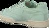 Groene REEBOK Sneakers PASTEL  - small