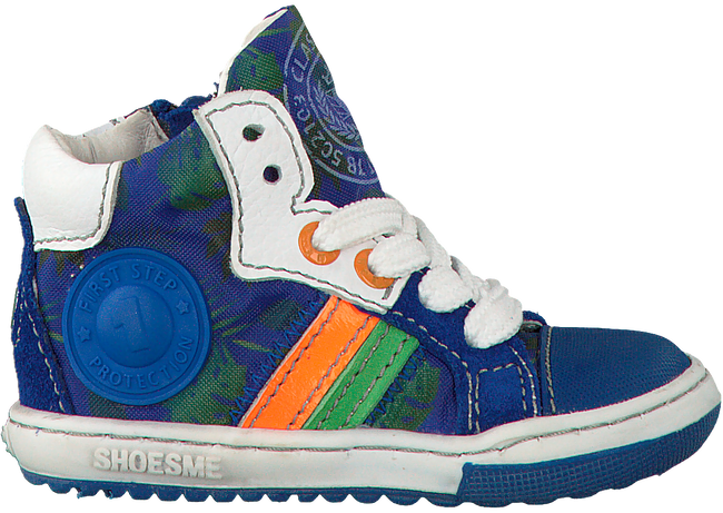 Blauwe SHOESME Sneakers EF8S025  - large