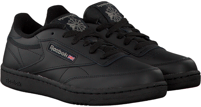 Zwarte REEBOK Sneakers CLUB C 2V  - large