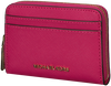 Roze MICHAEL KORS Portemonnee ZA CARD CASE - small
