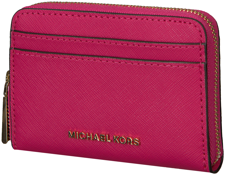 4383fa29195 Roze MICHAEL KORS Portemonnee ZA CARD CASE. MICHAEL KORS. Previous