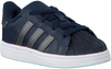 Blauwe ADIDAS Sneakers SUPERSTAR KIDS 1  - small