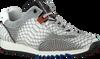 Grijze FLORIS VAN BOMMEL Sneakers 16219  - small