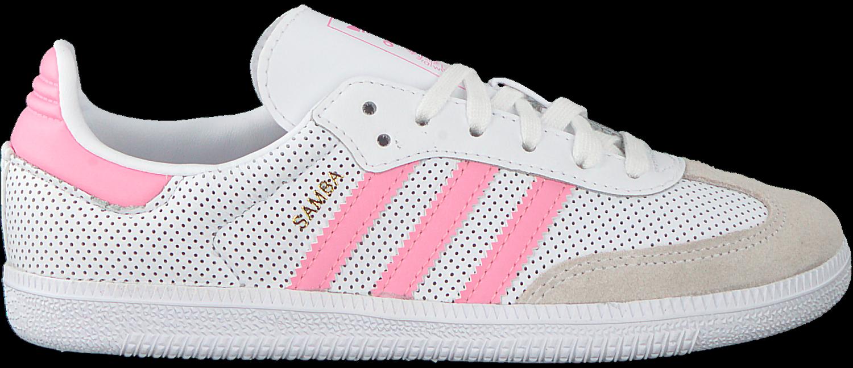 Witte ADIDAS Sneakers SAMBA OG C Omoda