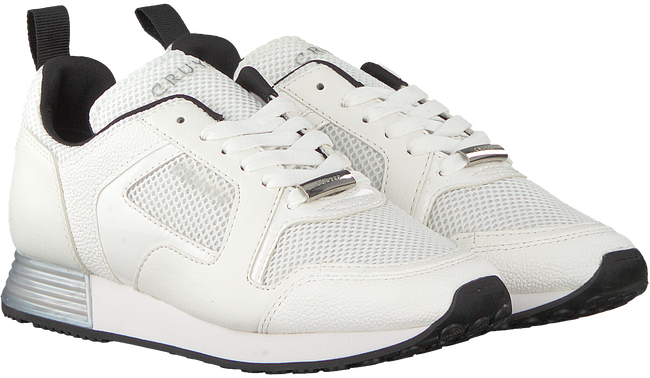 Witte CRUYFF CLASSICS Sneakers LUSSO WOMAN  - large