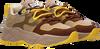 Bruine SCOTCH & SODA Lage sneakers CELEST  - small