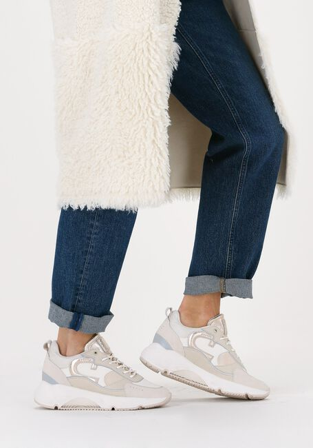 Witte CRUYFF Lage sneakers CATALINA  - large