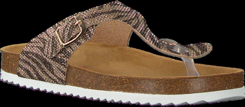 Gouden DEVELAB Slippers 48262  - larger