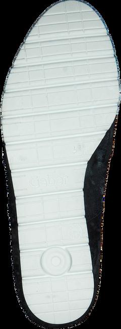 Zwarte GABOR Instappers 687.1  - large