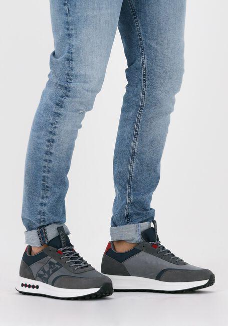 Grijze NAPAPIJRI Lage sneakers SLATE  - large