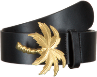 Zwarte NIKKIE Riem PALM TREE BELT  - medium