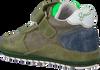 Groene SHOESME Babyschoenen BP9S038 - small
