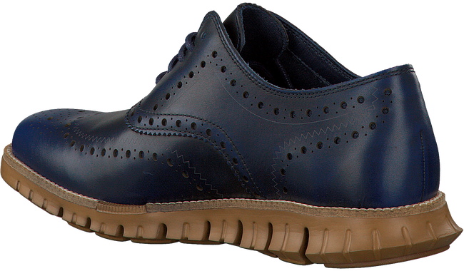 Blauwe COLE HAAN Sneakers ZEROGRAND WING OX  - large