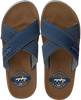Blauwe AUSTRALIAN Slippers CATWYCK AT SEA  - small