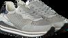 Zilveren CRIME LONDON Sneakers DYNAMIC PAILETTES  - small