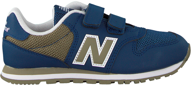 Blauwe NEW BALANCE Sneakers YV500 M  - large