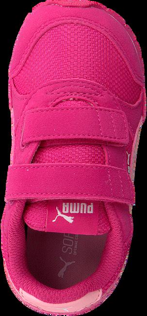 Roze PUMA Lage sneakers ST RUNNER V2 MESH M  - large