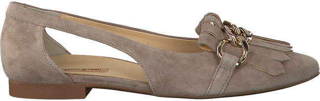 Beige PAUL GREEN Ballerina's 3587  - large