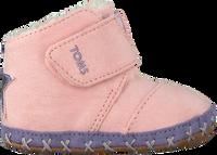 Roze TOMS Babyschoenen CUNA  - medium