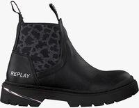 Zwarte REPLAY Chelsea boots BRIDGE  - medium