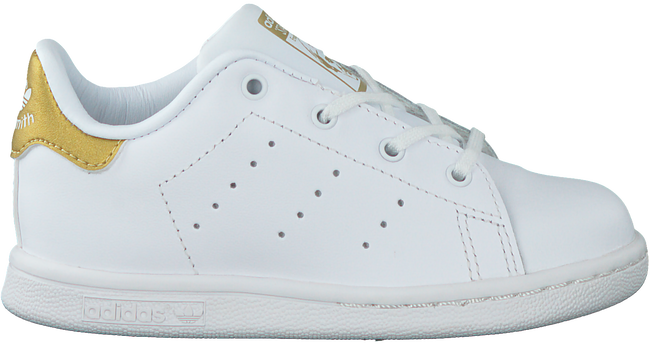 Witte ADIDAS Sneakers STAN SMITH 1  - large