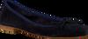 Blauwe FRED DE LA BRETONIERE Ballerina's 140010008 - small
