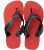 Rode HAVAIANAS Teenslippers KIDS MAX TREND  - small