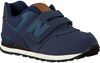 Blauwe NEW BALANCE Sneakers KV574  - small