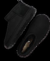 Zwarte UGG Vachtlaarzen W CLASSIC ULTRA MINI  - medium
