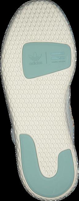 Witte ADIDAS Sneakers PW TENNIS HU DAMES  - large