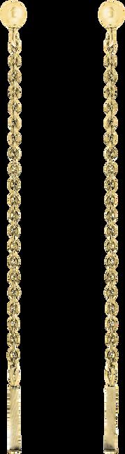 Gouden JEWELLERY BY SOPHIE Oorbellen EARRINGS LONG - large