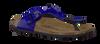 Blauwe BETULA Slippers ROSE  - small