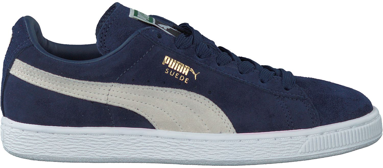 ccade259bb9 Blauwe PUMA Sneakers SUEDE CLASSIC+ DAMES - large. Next