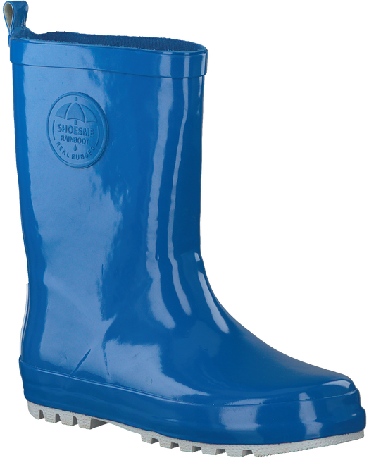 Blauwe SHOESME Regenlaarzen RB7A092  - large