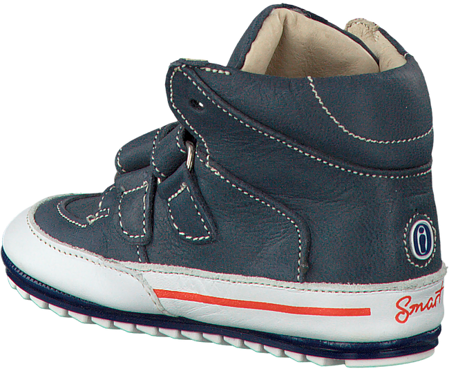 Blauwe SHOESME Babyschoenen BP8S116  - large