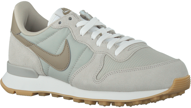 Beige NIKE Sneakers INTERNATIONALIST WMNS  - large