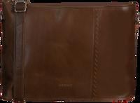 Bruine MYOMY Schoudertas MY PAPER BAG WRAPPED CROSSBODY  - medium
