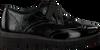 Zwarte GABOR Veterschoenen 548 - small