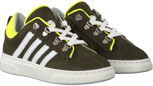 Groene PINOCCHIO Lage sneakers P1327  - large