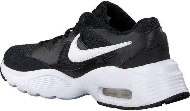 Zwarte NIKE Lage sneakers AIR MAX FUSION WMNS  - large