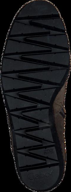 Taupe GABOR Enkellaarsjes 780.1  - large