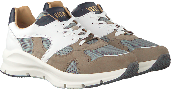 Taupe VERTON Sneakers 9325A  - large