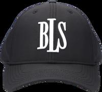 Zwarte BLS HAFNIA Pet BOGOTA CAP BLACK/WHITE  - medium