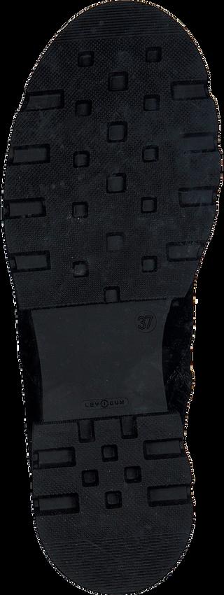 Zwarte NOTRE-V Chelsea boots 10B-202  - larger