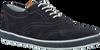 Blauwe FLORIS VAN BOMMEL Sneakers 19036  - small