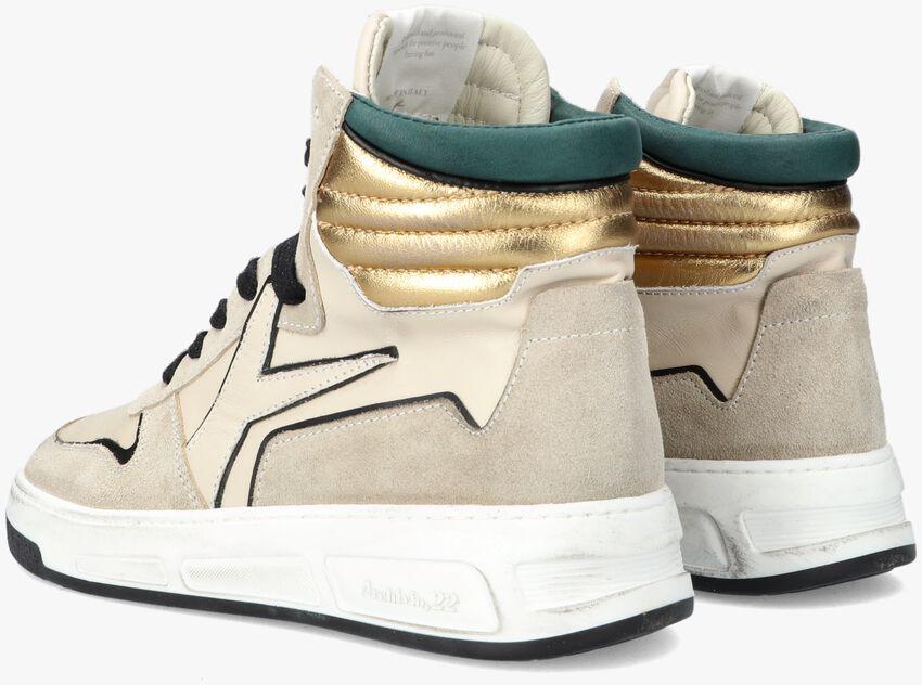 Beige ARCHIVIO 22 Hoge sneaker 478  - larger