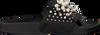 Zwarte STEVE MADDEN Slippers SANDY - small