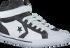 Witte CONVERSE Sneakers PRO BLAZE STRAP HI KIDS  - small